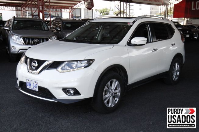 X-TRAIL SUPER LUX 2.5L 4X2 T/A