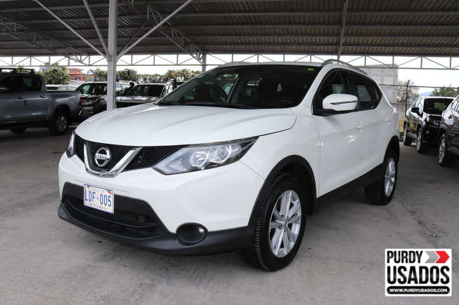 QASHQAI ADVANCE GAS 2.0L 4X2 A/T
