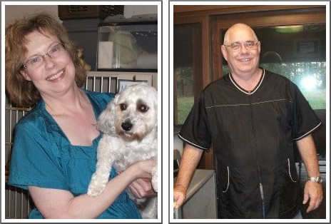 todd-and-jeannine-jahnke-dog-groomer