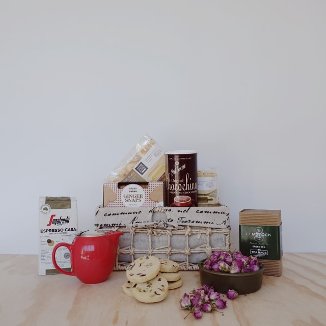 The Morning Tea Hamper - New Farm Deli
