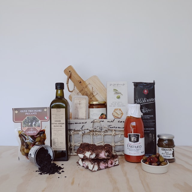 The House Warmer Hamper - New Farm Deli