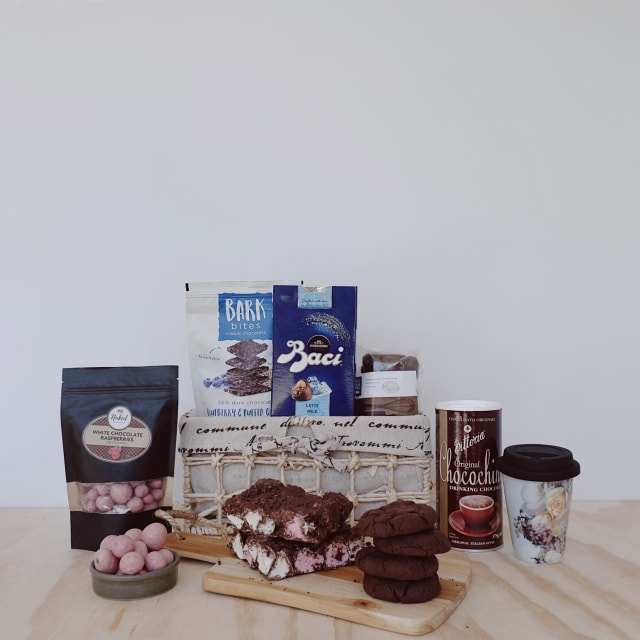 The Sweet Tooth Hamper - New Farm Deli