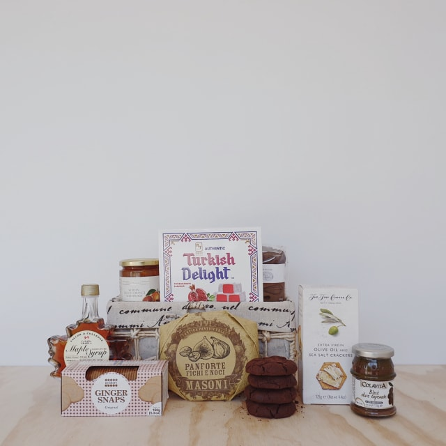 the sincere apology hamper - new farm deli