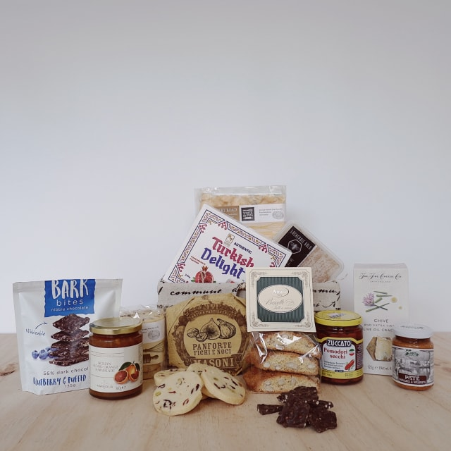 the ultimate thank you hamper - new farm deli