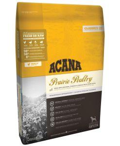 hrana caini Acana Prairie Poultry din gama Classics
