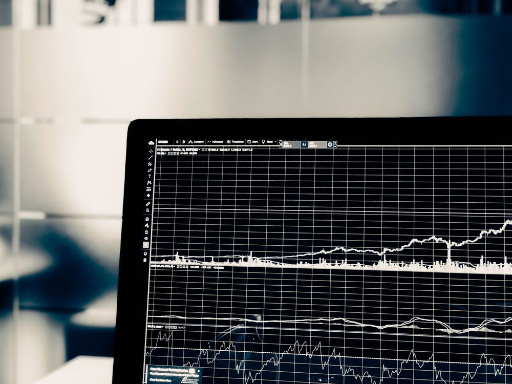 Laptop showing Analytics