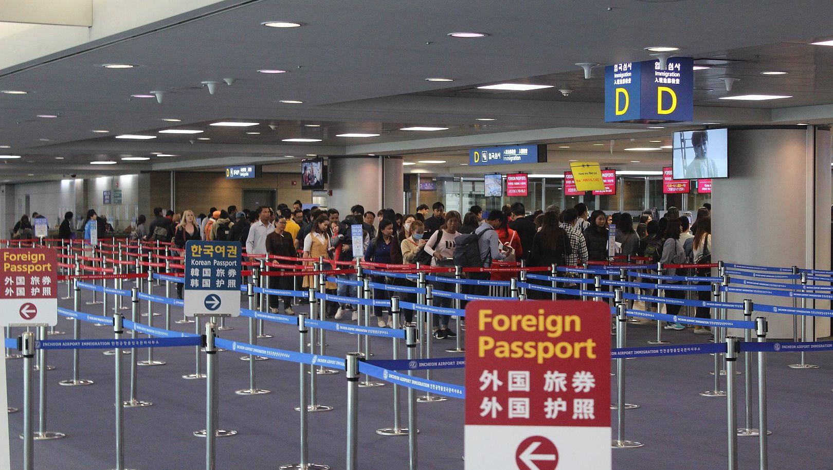 Как готовится виза в Корею для россиян