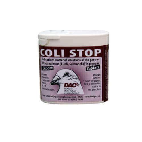 Dac Pharma Coli-Stop tablets