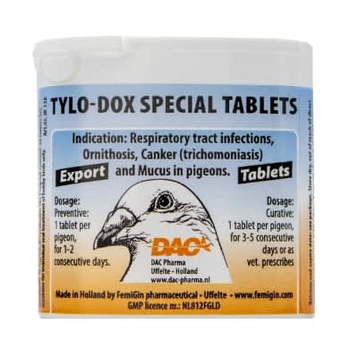 Tylo-Dox Special tablets