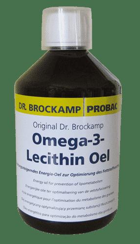 Dr. Brockamp Probac Omega-3 Lecethin Oel 500ml