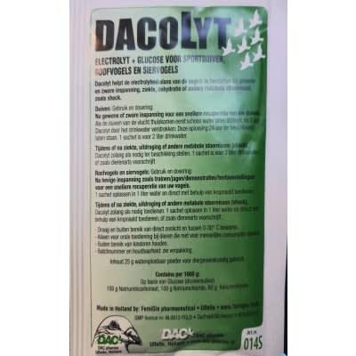 Dac Dacolyt 25g