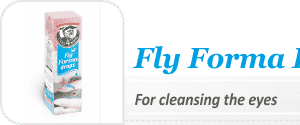 Fly forma drops