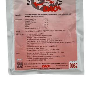 Dac Pharma Respiratory Red Mix