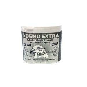 Dac Pharma Adeno Extra tablets