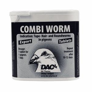 Dac Pharma Combi-wormtabs