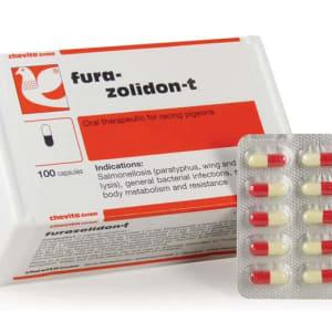 Chevita furazolidon-t tabs