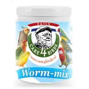 Worm-mixBIRDS