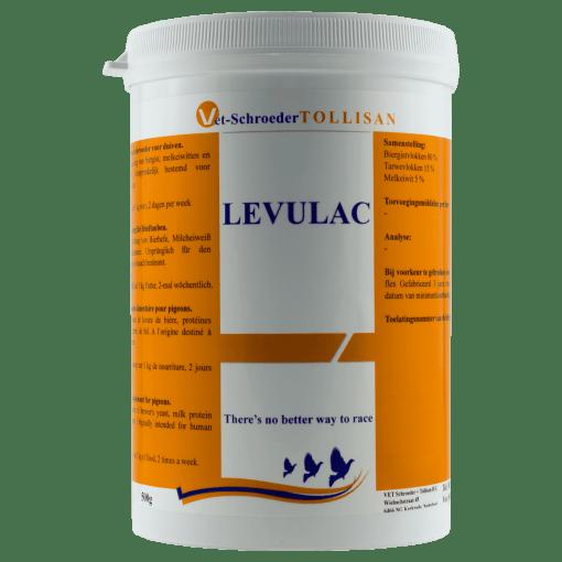 Vet-Schroeder + Tollisan Levulac 500gr