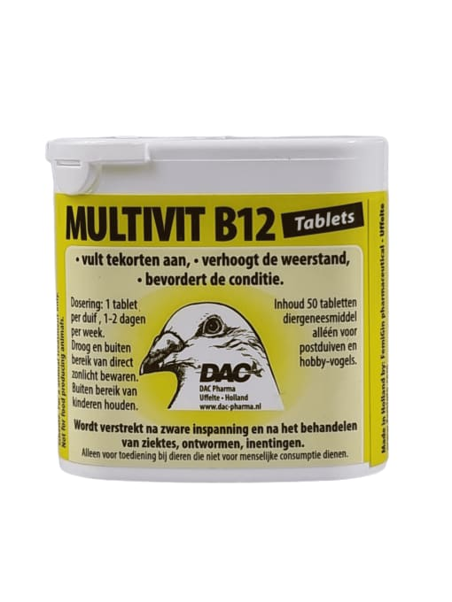 Vit-Tabs Multivit B12