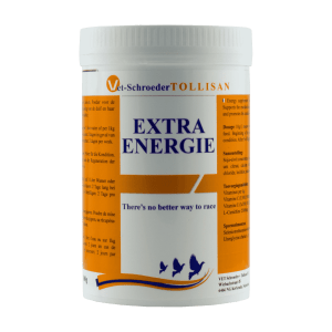 Vet-Schroeder + Tollisan Extra-Energy 300gram
