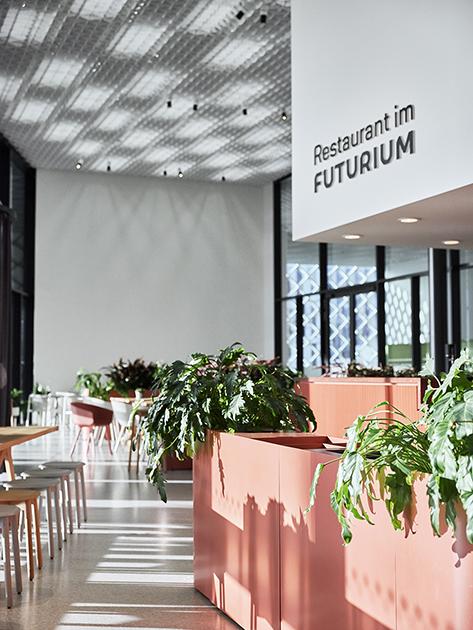 photo of Restaurant im Futurium
