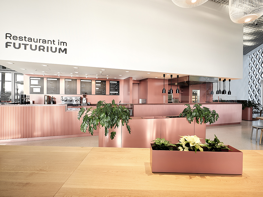 photo of Restaurant im Futurium
