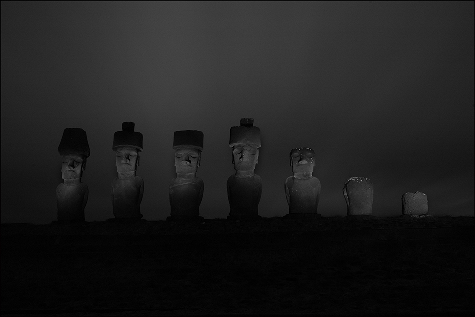 photo of Easter Island