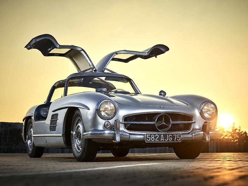 photo of Mercedes Benz 300SL