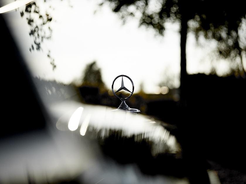 photo of Mercedes Benz 300S