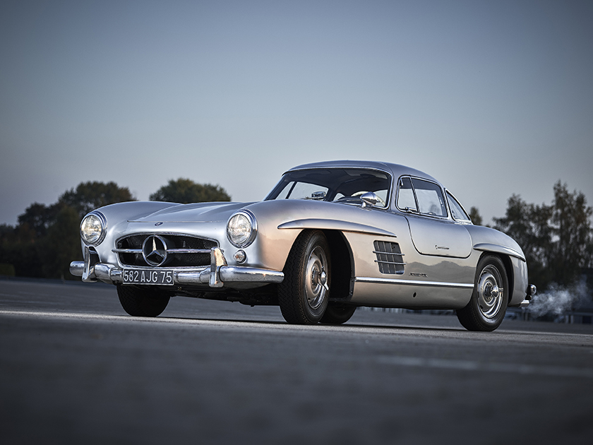 photo of Mercedes Benz 300SL