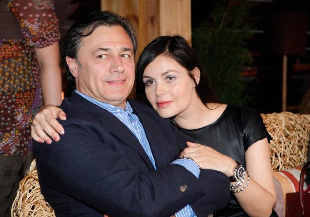 «Ты мое топливо»: Екатерина Андреева выложила редкое фото с мужем