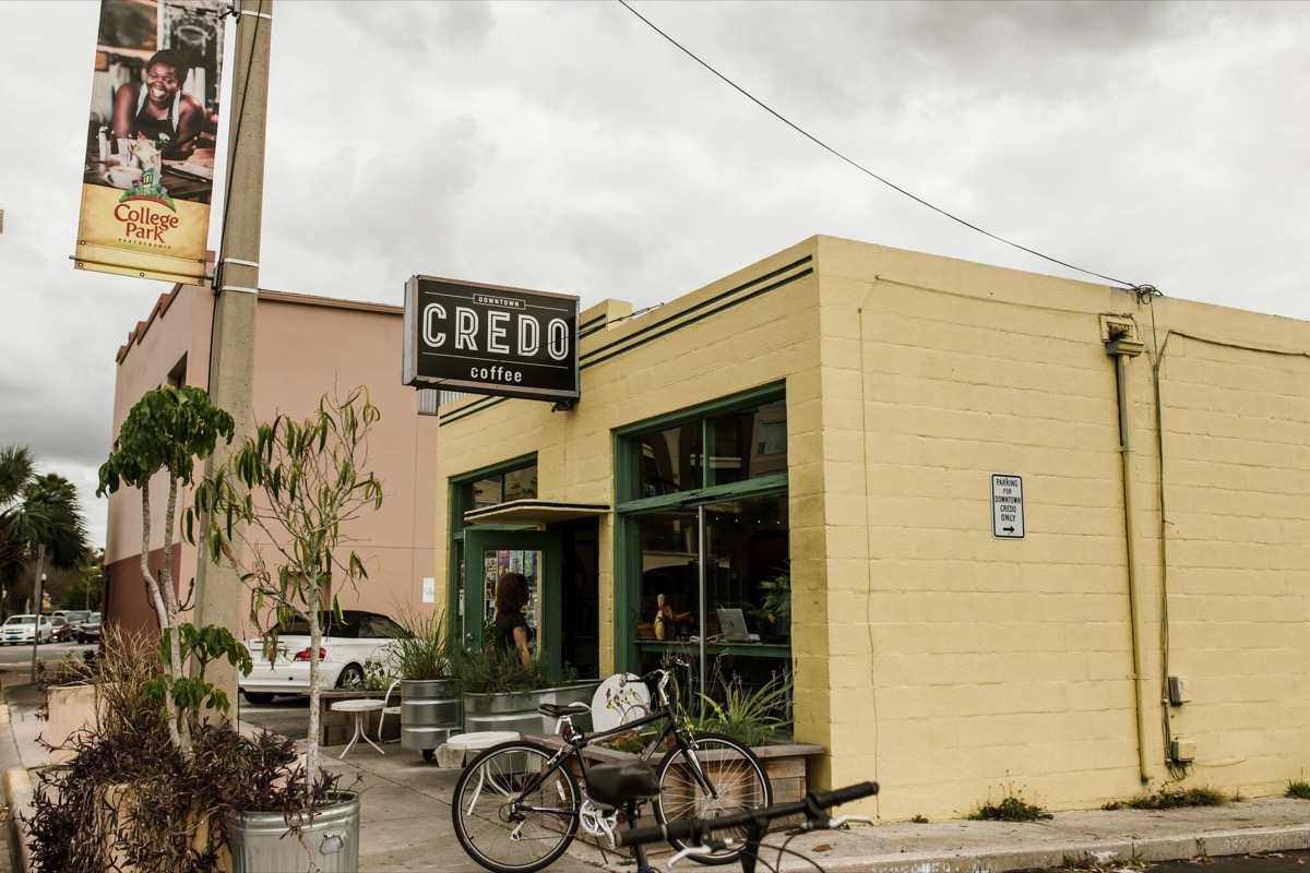 Downtown Credo College Park shop