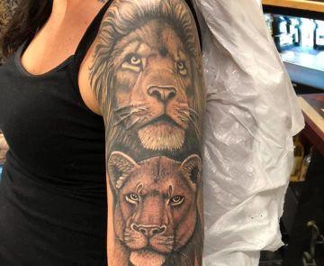 Moonlite Tattoo