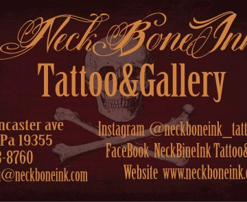 Neckboneink Tattoo & Gallery