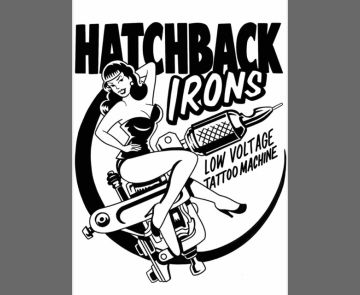 Hatchback Tattoo Machine