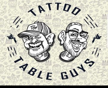 Tattoo Table Guys
