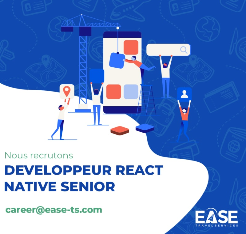 Développeur React Native senior