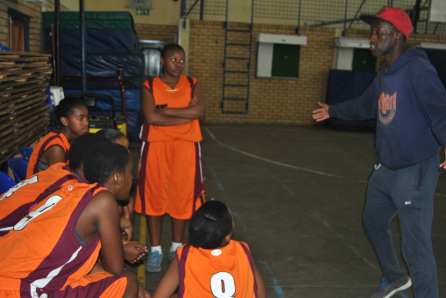 Proof of concept, Kulca Knights Basketball Club consists of learners in the RYI project