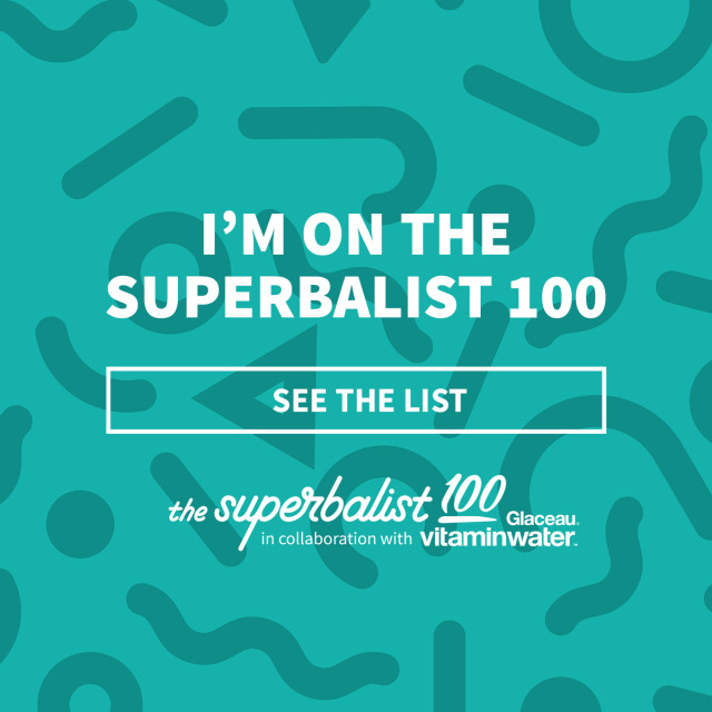 THANK YOU SUPERBALIST 100