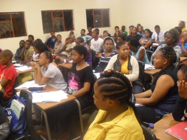 Instilling the culture of pro-activeness in Limpopo.