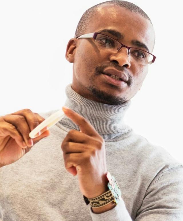 Zuko Mandlakazi, fundador da Senso