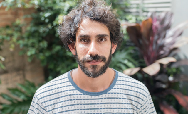 Tomás Abrahão, fundador da Raízs
