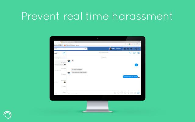 Facebook Messenger example