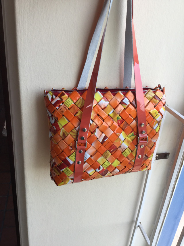 Lays Chip Wrapper Handbag