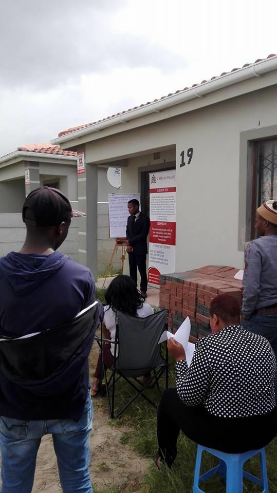 Open door Financial wellness seminar in my community