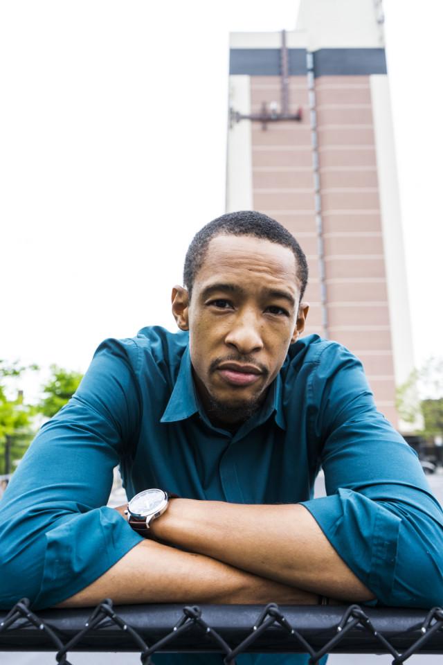 Muhammad Najeeullah / Baltimore, MD (Photo by Shan Wallace)