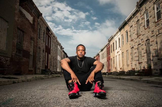 D. Watkins (Photo by Mike Morgan)