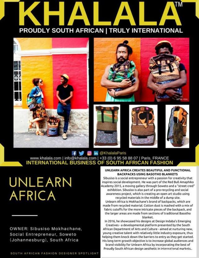 UNLEARN AFRIKA by SOULART FOUNDATION