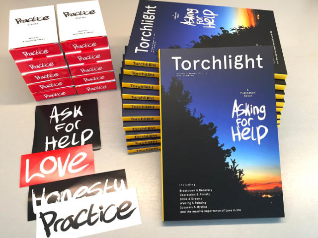 Torchlight Systems products encourage open conversation about mental illness