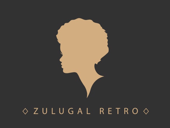 ZuluGal Retro Logo